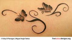 infinity tattoos with words infinity butterfly tattoos ruth