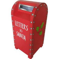 letters to santa mailbox re santas mailbox christmas decoration takes letters for
