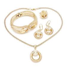 gold set in pakistan online shop 2014 jewelry settings without stones bridal