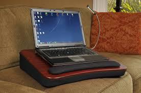Laptop Desk For Sofa by Amazon Com Sofia Sam Memory Foam Lap Desk With Usb Light 5035