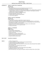 manufacturing resume examples medical assembler resume samples velvet jobs