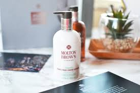 molton brown gingerlily hand gift set temporary secretary uk