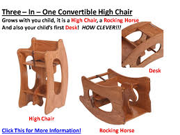 lovely high chair rocking horse desk plans or other dining table photography c23345f11a30fa03b5d77040cc894774