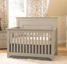 baby cache vienna 4 in 1 convertible crib antique white ebay