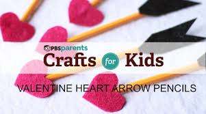 valentine u0027s day pencils crafts for kids pbs parents youtube