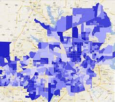 Map Dallas Dallas Ft Worth Area Crime Statistics