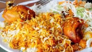 Biryani Decoration Recipe U2013 Mumbai Style Tandoori Chicken Biryani Video Dailymotion