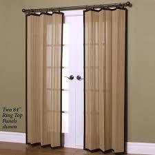 sliding doors eclipse thermal blackout patio door curtain panel