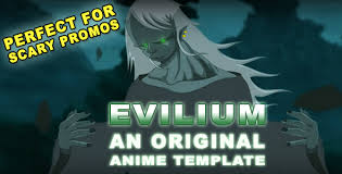 evilium original anime template by krazykartoons videohive