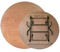 round folding tables for sale california cheap plywood round folding tables banquet folding