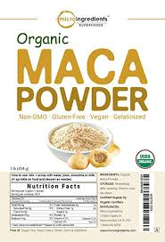 amazon com premium pure organic maca root powder 2 pack 1lb