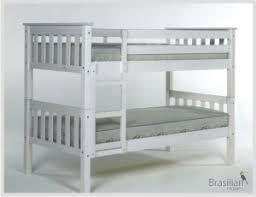 Barcelona Bunk Bed Whitewash Barcelona Bunk Bed Pine Bunk Beds White Bunk Bed