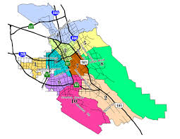 san jose district map city of san josé district 7 overview map of district 7