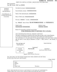 clearance certificate sample templating as a strategy for translating official u2026 u2013 meta u2013 érudit