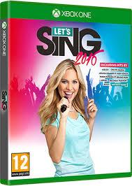 xbox one karaoke let s sing 2016