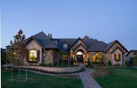 Lake House Plans Walkout Basement Luxury Ranch Home Exteriors Eagle View Luxury Home Plan 101s
