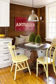 Cozy Breakfast Nook Country Living 2015 Makeover Takeover Farmhouse Renovations