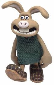 shaun the sheep from wallace gromit s a shave