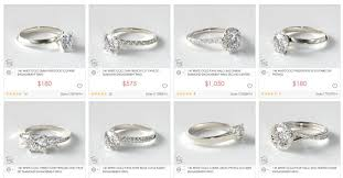 different engagement rings different settings for diamond rings wedding promise diamond