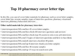 top 10 pharmacy cover letter tips 1 638 jpg cb u003d1430685551