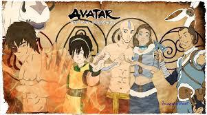 avatar airbender protagonists imaginebeat deviantart