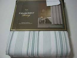 Fieldcrest Luxury Shower Curtain - springmaid luxury shower curtain coventry customer ratings