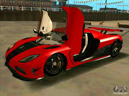 koenigsegg agera r top speed koenigsegg agera r nfs for gta san andreas