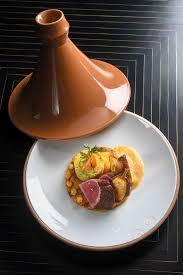 recette cuisine couscous couscous au thon frais d agadir écrasée et émulsion de légumes à