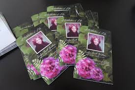 beautiful funeral programs pretty funeral programs in our essence design https www