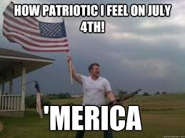 Patriotic Eagle Meme - 50 independence day memes funny photos trolls for fourth of july