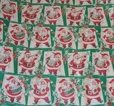 discount christmas wrapping paper 1361 best christmas vintage gift wrap images on