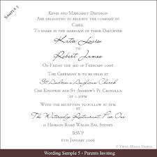 exles of wedding invitations wedding invitation wording exles wedding invitation wording