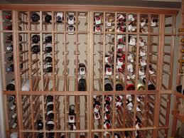furniture wine cellar racks with wine closet and wine rack kits