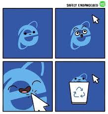 Internet Explorer Meme - memebase internet explorer all your memes in our base funny