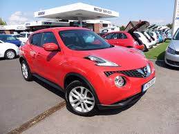 red nissan car used red nissan juke for sale gloucestershire