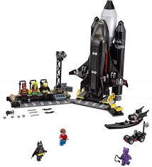 the lego batman movie 2018 sets revealed including the bat space