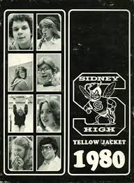 1980 high school yearbook 1980 sidney high school yearbook online sidney oh classmates