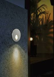 Recessed Garden Wall Lights by Focaled Stainless Steel Led Recessed Step Light 12v Garden Light