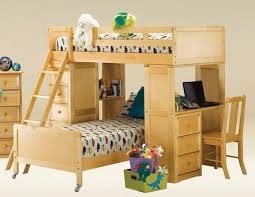 Bedding Loft Bunk Bed With Desk Seattle Full Size Made In Usa Fonky - Twin loft bunk bed