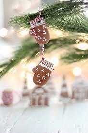 diy gingerbread ornaments magnolia market