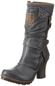 womens boots 100 mustang s 1141 606 ankle boots shoes mustang boots 100