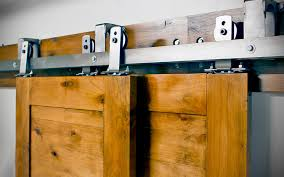 Where To Buy Barn Door Hardware Interesting Bypass Barn Door Hardware With Winsoon 5 16ft Pass