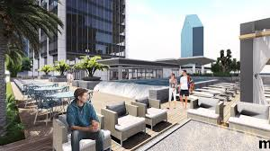 luxury boutique hotel signs onto 240m redevelopment in downtown