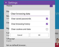 how do i clear cookies on my android phone how to clear your cache on any browser pcmag