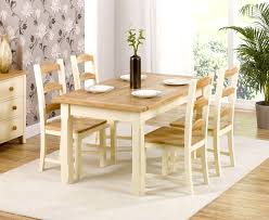 Cream Colored Dining Room Furniture by Cream Painted Dining Sets Dining Table Design Ideas Electoral7 Com