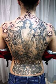 wonderful angels wings tattoo designs u2014 wow pictures