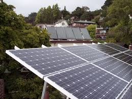 why is it to solar panels solar power in california
