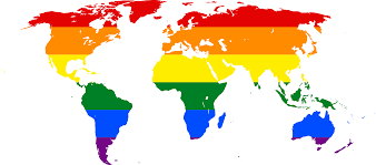World Map With Flags File Lgbt Flag Map Of The World Svg Wikimedia Commons