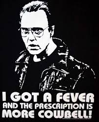 Christopher Walken Cowbell Meme - pin by william sharpe on welcome to sardonia pinterest humor