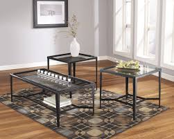 buy ashley furniture t133 13 calder 3 piece coffee table set